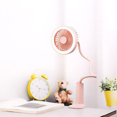 USB Portable Clip On Stroller Fan