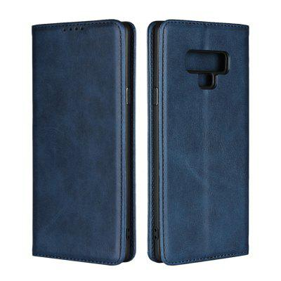 Color Matching Protective Leather Case for SAMSUNG Note 9