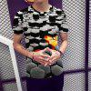 New Summer Youth Men'S 3D Print T-shirt Short Sleeve - MULTI
