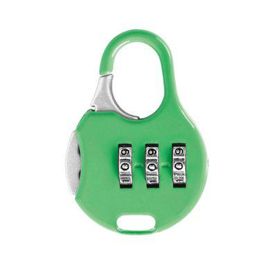 Backpack Security Anti-Theft Password Lock