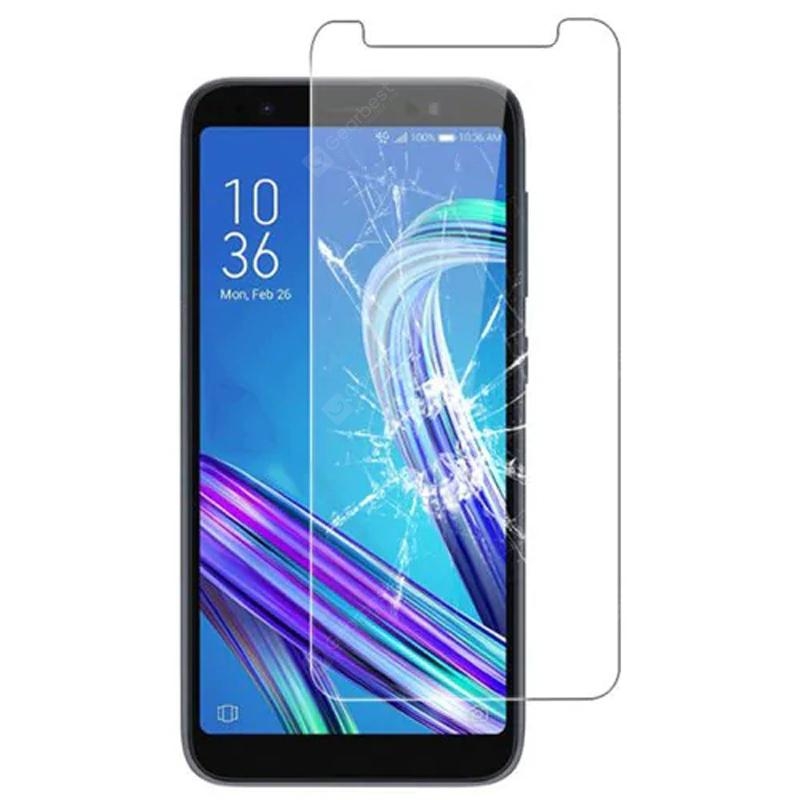 5Pcs HD Tempered Glass Screen Protector Film For Asus Zenfone Max M1 ZB555KL
