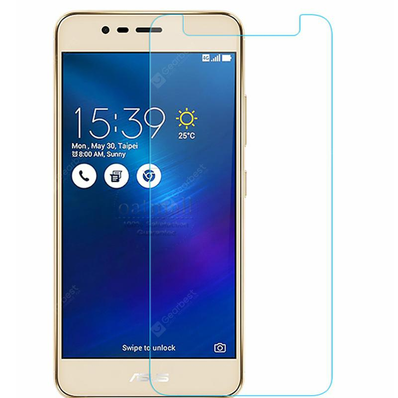 5Pcs HD Tempered Glass Screen Protector Film For Asus Zenfone 3 Max ZC553KL