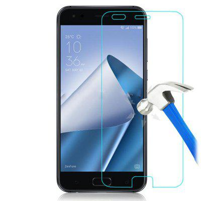 2Pcs HD Tempered Glass Screen Protector Film For Asus Zenfone 4 ZE554KL