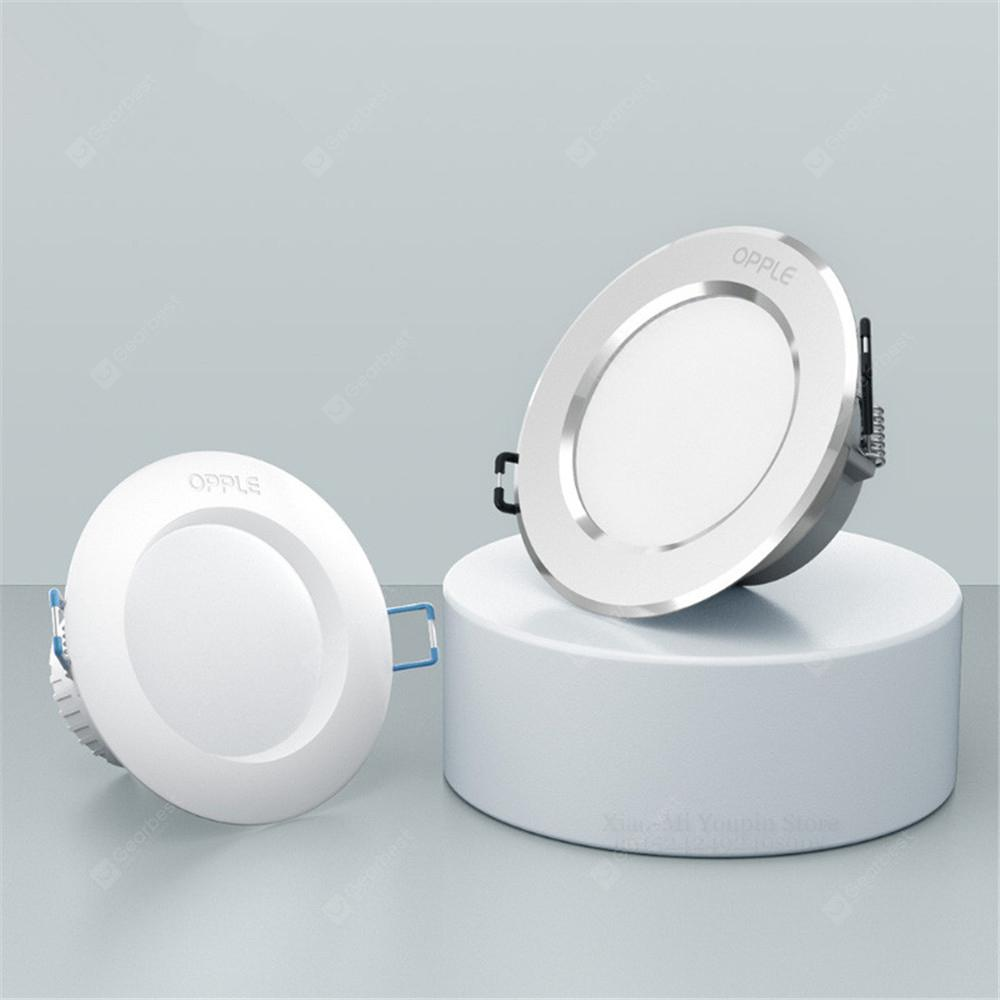 OPPLE 3W 220V LED Downlight White Light and Warm White Light From Xiaomi Youpin | Gearbest