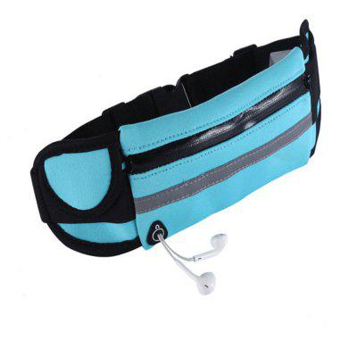 Waterproof and Anti-theft Mobile Phone Outdoor Sports Multifunctional  Pack
