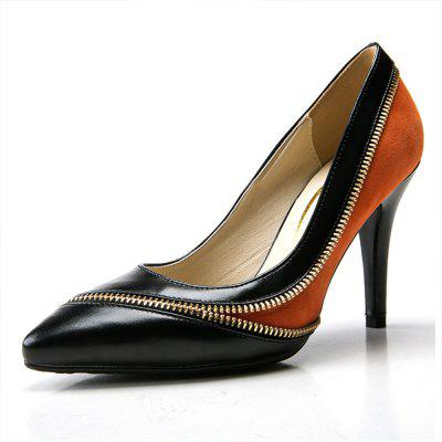 Elegance Pointed High-Heeled Shoes White-Collar OccupationWomen'S Shoes (BAOYAFANG) Omaha Buy goods