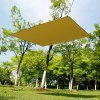 Thick Sunscreen Simple Canopy - CAMEL BROWN