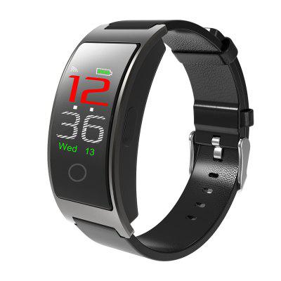 SANDA Smart Bracelet Heart Rate and Blood Pressure Monitor Pedometer