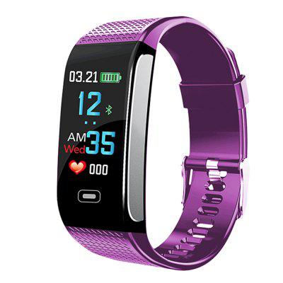 SANDA Touchscreen Sports Watch for Monitoring Heart Rate and Blood Pressure