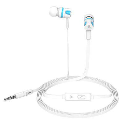In Ear Earphone with Mic for Mobile Phone