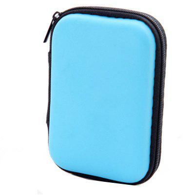 External Storage USB Hard Drive Disk HDD Earphone Pouch Bag