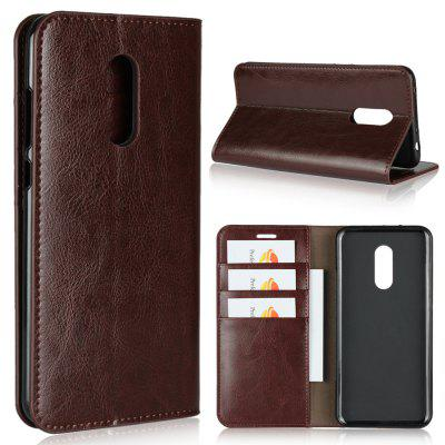For Xiaomi Redmi 5 Plus Phone Case Protector Leather Cover