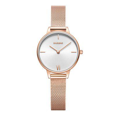 Montre Femme Rarone Fashion Mesh Band Japon