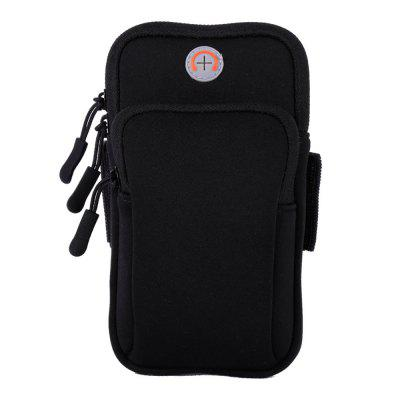 Waterproof Outdoor Sports Cellphone Arm Bag Running Fitness Riding Armband