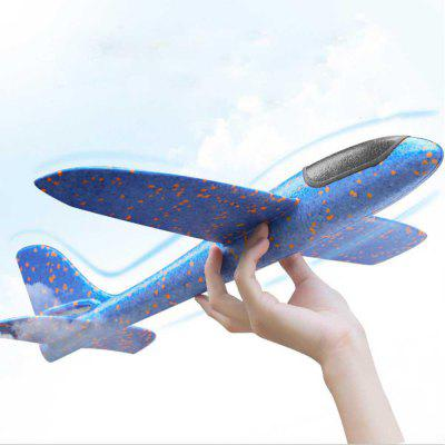 35CM DIY Hand Throw Flying Glider Planes Toys For Children Foam Aeroplane Model