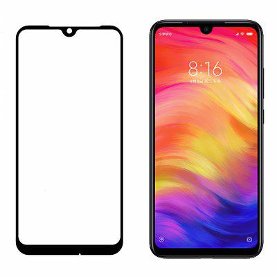 Tempered Glass Full Screen Protector for Redmi 7