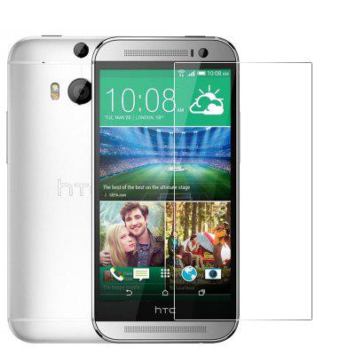 5Pcs HD Tempered Glass Screen Protector Film For HTC M8