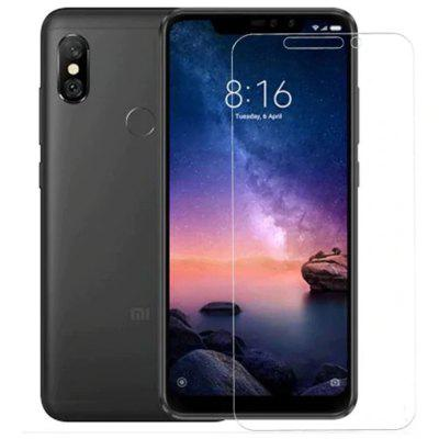 5-delen HD gehard glas Screen Protector Film voor Xiaomi Redmi Note 6 Pro