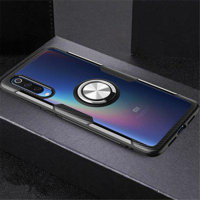 360 Ring Clear Protective Cover Case for Xiaomi Mi 9