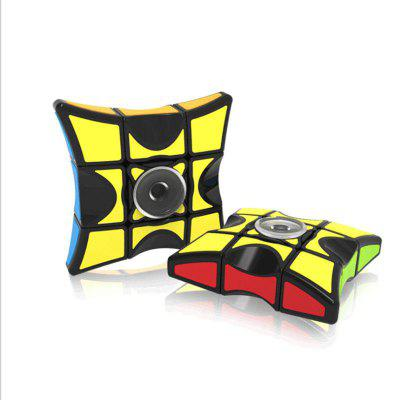 Decompression Toy Fingertip Rotation Magic Cube