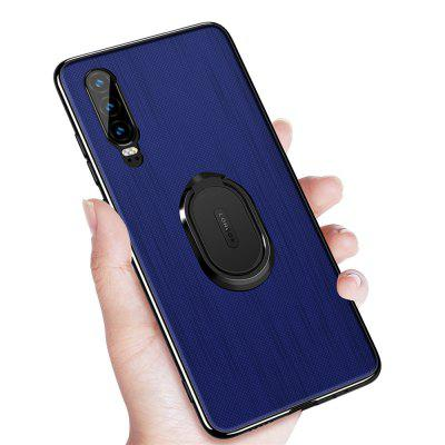 Ring Buckle Protective Magnetic Case for Huawei P30