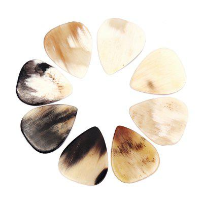 Quality Handcrafted Horn Guitar Pick