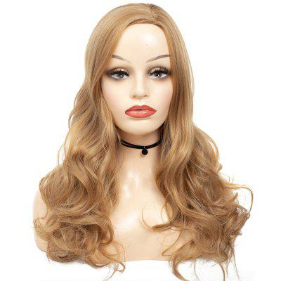 Fashionable Partial Distribution Type Big Wave Long Wig