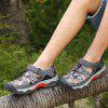 Men Thick-Soled Wear-Resistant Non-Slip Outdoor Casual Beach Shoes Sandals - GRAY