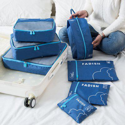 Gearbest Waterproof Portable Travel Storage Bag Set