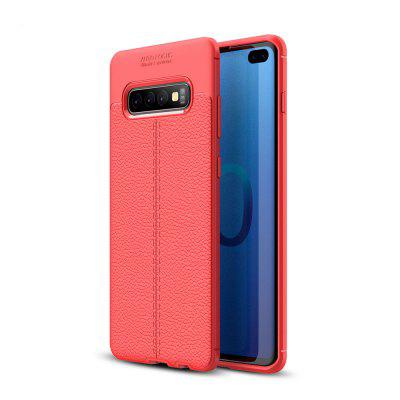 Custodia Smart Cover TPU Matte per Smart Shell per Samsung Galaxy S10 Plus