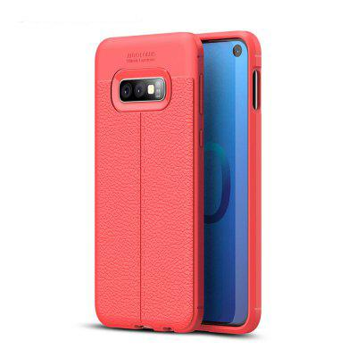 Custodia Smart Cover TPU Matte per Smart Cover per Samsung Galaxy S10 Lite