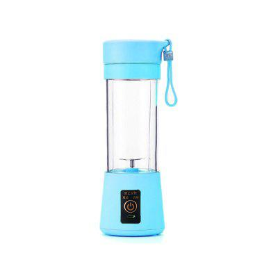 Portable Juicer Blender Electric USB Rechargeable Fruit Cut