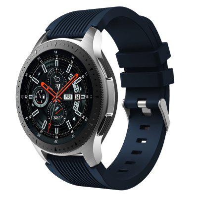 22MM Silicon Watch Curea Band pentru Samsung Galaxy 46MM