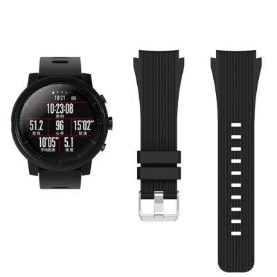Silicone Watch Strap Band 22MM for AMAZFIT 2S / 1