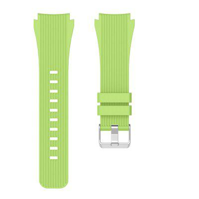 22MM Silicone Watch Strap Band For Moto 360 2ND Gen 46MM