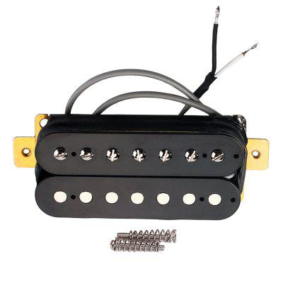 Double Coil Pickups Humbucker Replacement for 7 String Electric Guitar
