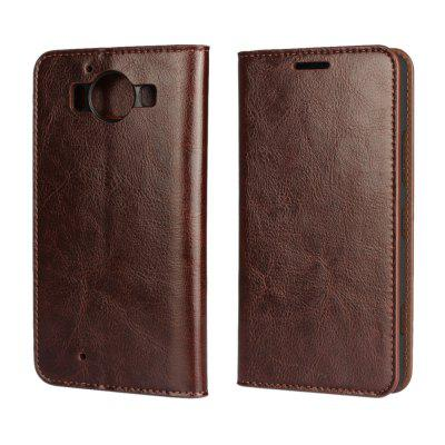 Phone Case Protector Leather Cover For NOKIA Lumia N950