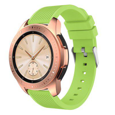 20MM Silicone Watch Strap Band For Samsung Gear Sport