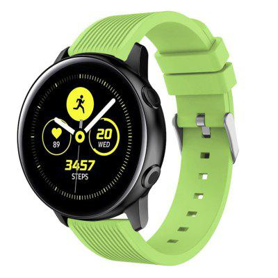 20MM Silicon Watch Curea Bandă pentru Samsung Galaxy Watch Active