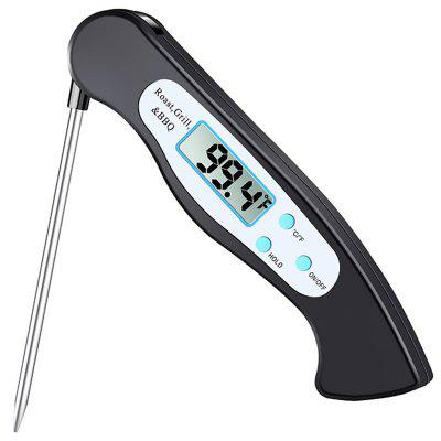 Digital Kitchen Cooking Food Folding Thermometer