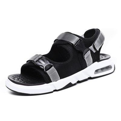 Men'S Magic Slippers with Buckled Sandals
