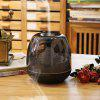 Translucency Oi Aroma Diffuser Electric Aromatherapy Ultrasonic Humidifier  - BLACK