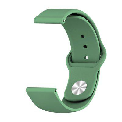 20 MM Silicone horlogeband Strap voor Samsung Galaxy Watch Active