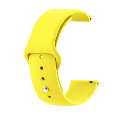 22MM Silicone Watchband Strap for Huawei Watch GT / Magic