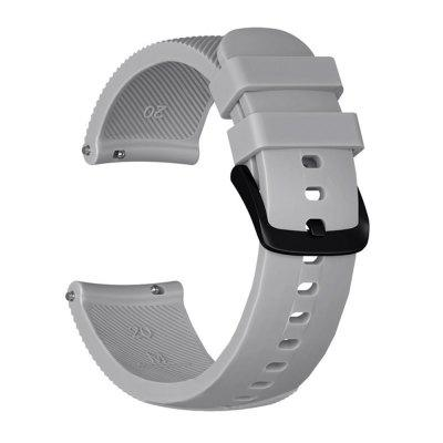 20MM Silicone Watch Band Strap for AMAZFIT Bip Youth
