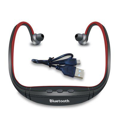 S9 Wireless Sports Bluetooth Earphone Support TF / SD Card