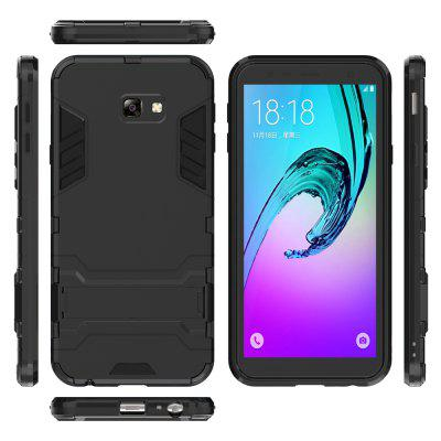 Cool Two-In-One Shelf Protection Case For SAMSUNG J4 Plus