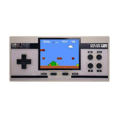 PRO Children Mini Nostalgic Handheld Game Console Support Extend Handle