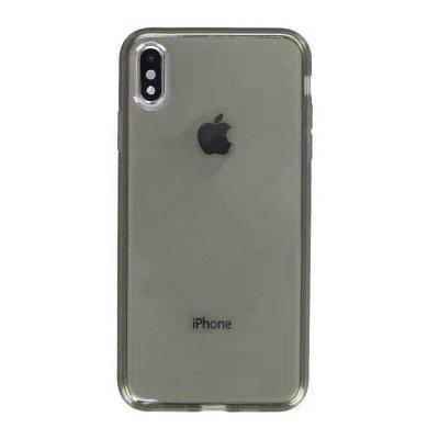 Funda de TPU suave, colorida y de lujo para iPhone X / XS
