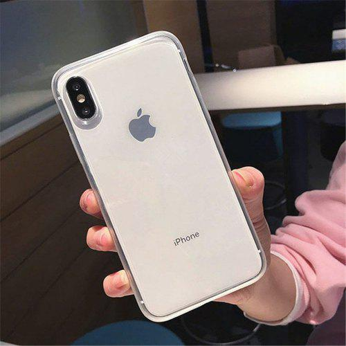 Luxury Colorful Transparent Soft TPU Case for iPhone XS Max